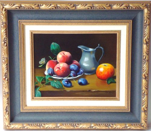 Nature morte par Christiane Ancel